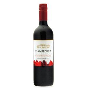 Sarmientos De Naltahua Cabernet Sauvignon  (6 Flessen € 24,99)
