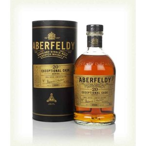 Aberfeldy 20 Year Old 1998 - Exceptional Cask Series