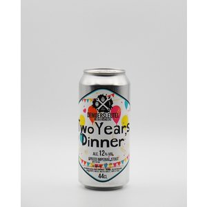 De Moersleutel - Two Years Dinner Spiced Imperial Stout