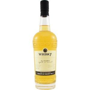 Secrets Of Orkney Vol. 1 12 Years Whiskey (Cask 35)