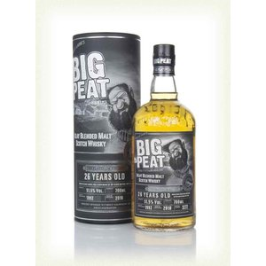 Big Peat 26 Year Old - The Platinum Edition
