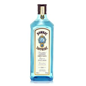Bombay Sapphire Gin 1L