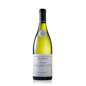 William Fevre - Chablis Grand Cru Bougros 2018