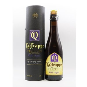La Trappe - Quadrupel Oak Aged Batch #37