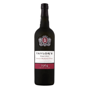 Taylor's Very Old Single Harvest Port 1964 Limited Edition