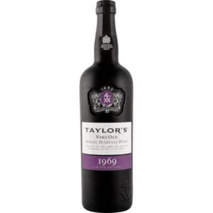 Taylor's Very Old Single Harvest Port 1969 Limited Edition