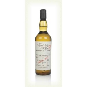 Linkwood 12 Year Old 2007 (Parcel No.2) - Reserve Cask (The Single Malts of Scotland)