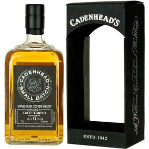 Loch Lomond 21 Years - Cadenhead