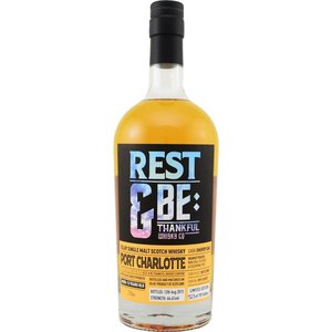 Port Charlotte 2001 13 Years Old - Rest & Be Thankful (Cask R091600007)