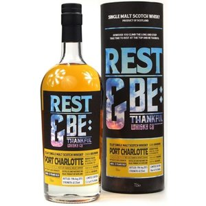Port Charlotte 2002 13 Years Old - Rest & Be Thankful (Cask 2002000300)