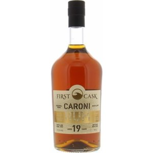 Caroni 19 Years Old - First Cask