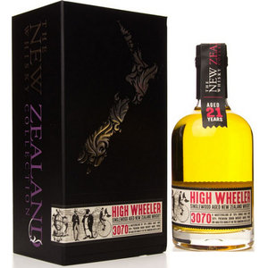The New Zealand Whisky Collection High Wheeler 3070 21 Year Old