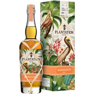 Plantation Rum Barbados 9 Years Old - Limited Edition