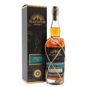 Plantation Rum Barbados & Jamaica 9 Years Old - 2011/2020