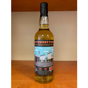 Cambus 29 Years Old The Whisky Trail Single Grain Scotch Whisky