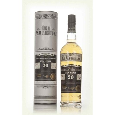 Ben Nevis 20 Year Old 1997 - Old Particular Consortium of Cards (Douglas Laing)