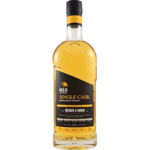 M&H Single Ex-Rum Cask - Exclusive For Bresser&Timmer