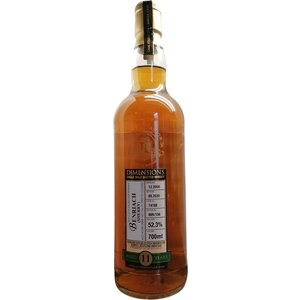Benriach 11 Years Old Sherry Cask(74188) - Dimensions (Duncan Taylor)