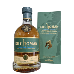 Kilchoman Fino Sherry Matured 2020 edition