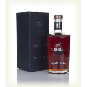 Gensac 20 Year Old Bottling Note
