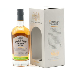 Cooper's Choice Tormore 9 Years Old 2011-2020