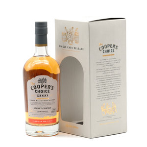Cooper's Choice Secret Orkney 10 Years Old 2010-2020