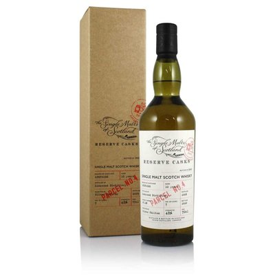 LINKWOOD 2009 10YO SINGLE MALTS OF SCOTLAND RESERVE CASKS PARCEL NO 4