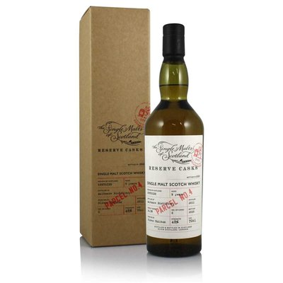 AULTMORE 2011 9YO SINGLE MALTS OF SCOTLAND RESERVE CASKS PARCEL NO 4