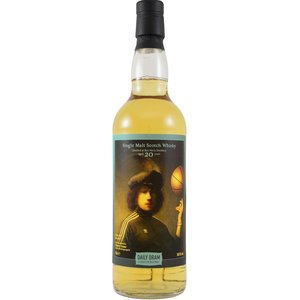 Daily Dram Classics with a Twist - Ben Nevis 20 Years Old 1999-2019