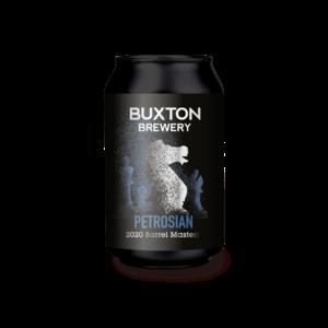 Buxton Petrosian - 2020 Barrel Masters