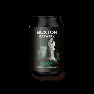 Lasker - 2020 Barrel Master (Buxton Brewery)