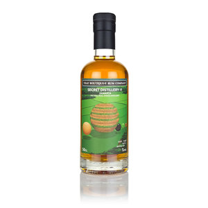 That Boutique-y Rum Company Secret Distillery #1 Jamaica Batch 2