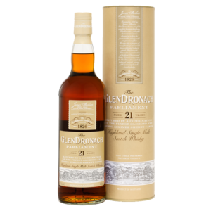 GlenDronach Parliament 21 Years Old (Master Distiller Billy Walker)