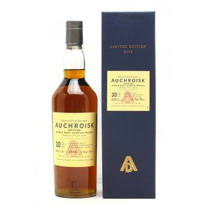 Auchroisk 30 Year Old Limited Edition 2012