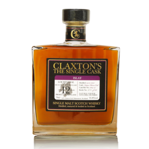 Claxton's The Single Cask - Lochindaal 12 Years Old