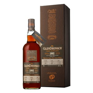 GlenDronach 27 Years Old 1992 (Cask 5897)