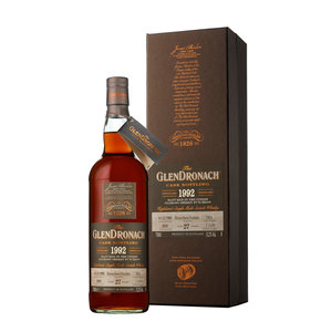 GlenDronach 27 Years Old 1992 (Cask 7411)