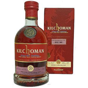 Kilchoman Ruby Port Finish Single Cask 2013-2020