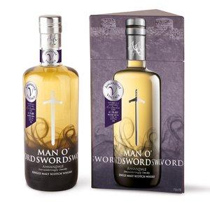 Annandale Distillery - 2014 Man O' Sword Cask 106