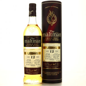 The Maltman - Ledaig 12 Year OLd (Cask 700642)