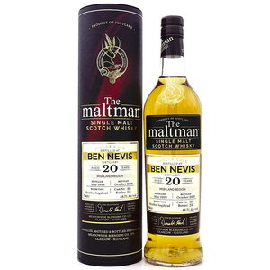 The Maltman - Ben Nevis 20 Years Old (Cask 180)