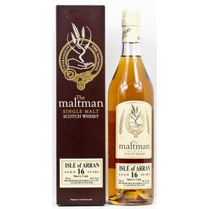 The Maltman - Arran 16 Years Old (Cask # 1094)