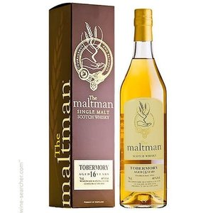 The Maltman - Tobermory 16 Years Old (Cask #5010)