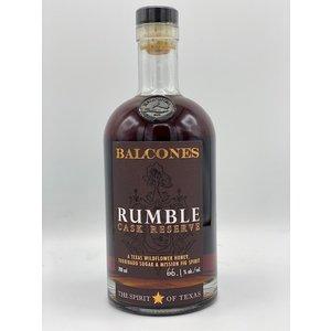 Balcones  - Rumble Cask Reserve