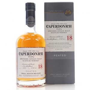 Caperdonich 18 Years Old Peated - CP/001