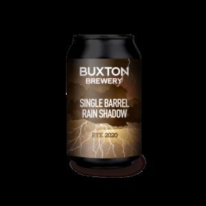 Buxton Single Barrel Rain Shadow - Rye 2020
