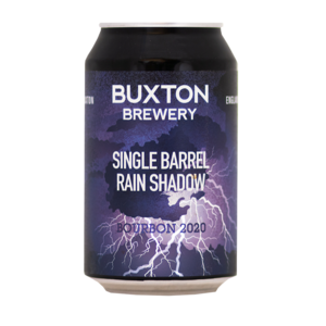 Buxton Single Barrel Rain Shadow - Bourbon 2020