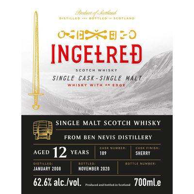 Ingelred Ben Nevis 12Y Sherry Cask