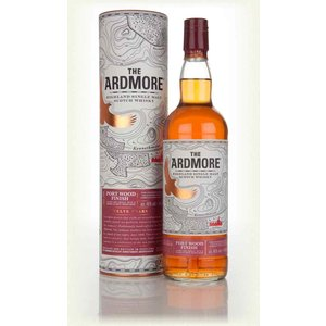 The Ardmore  12 Year Old Port Wood Finish