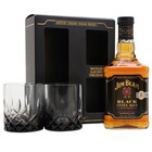 Jim Beam  Black Gift Set